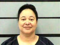 Alexis C. Norman, 48, got 30 years in prison for a health care fraud she committed from behind bars.(Lubbock County Sheriff's Office)