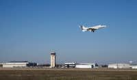 Leaders hope McKinney National Airport can one day host commercial air traffic and have as big an impact on Collin County as Dallas Love Field does on Dallas County.(Vernon Bryant/Staff Photographer)