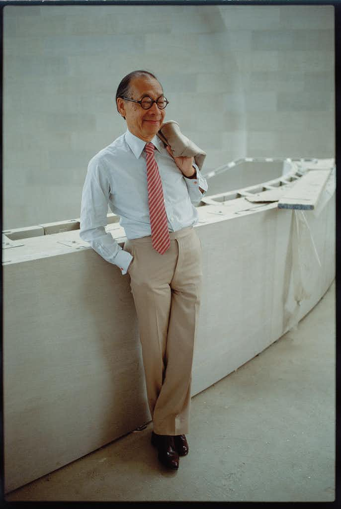 The Dallas Symphony is offering 102 free tickets right now in honor of late architect I.M. Pei