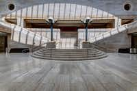 The Morton H. Meyerson Symphony Center was designed by I.M. Pei in 1989.(Mark Kitaoka)
