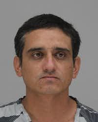 Adrian Gonzalez(Dallas County Jail)