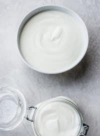 Homemade yogurt is easy to make on your stovetop or with your Instant Pot.(Rebecca White)