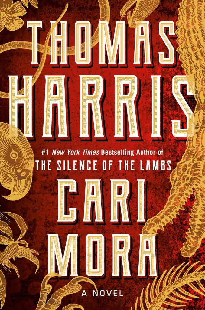 Readers have waited 13 years for a new Thomas Harris novel. But 'Cari Mora' is no 'Hannibal'