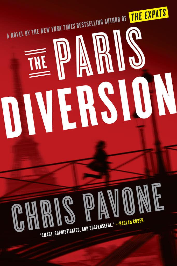 A bored housewife jumps back into the spy game in Chris Pavone's 'The Paris Diversion'