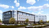 Cawley Partners plans to break ground in September on its Legacy office project on Headquarters Drive.(BOKA Powell)