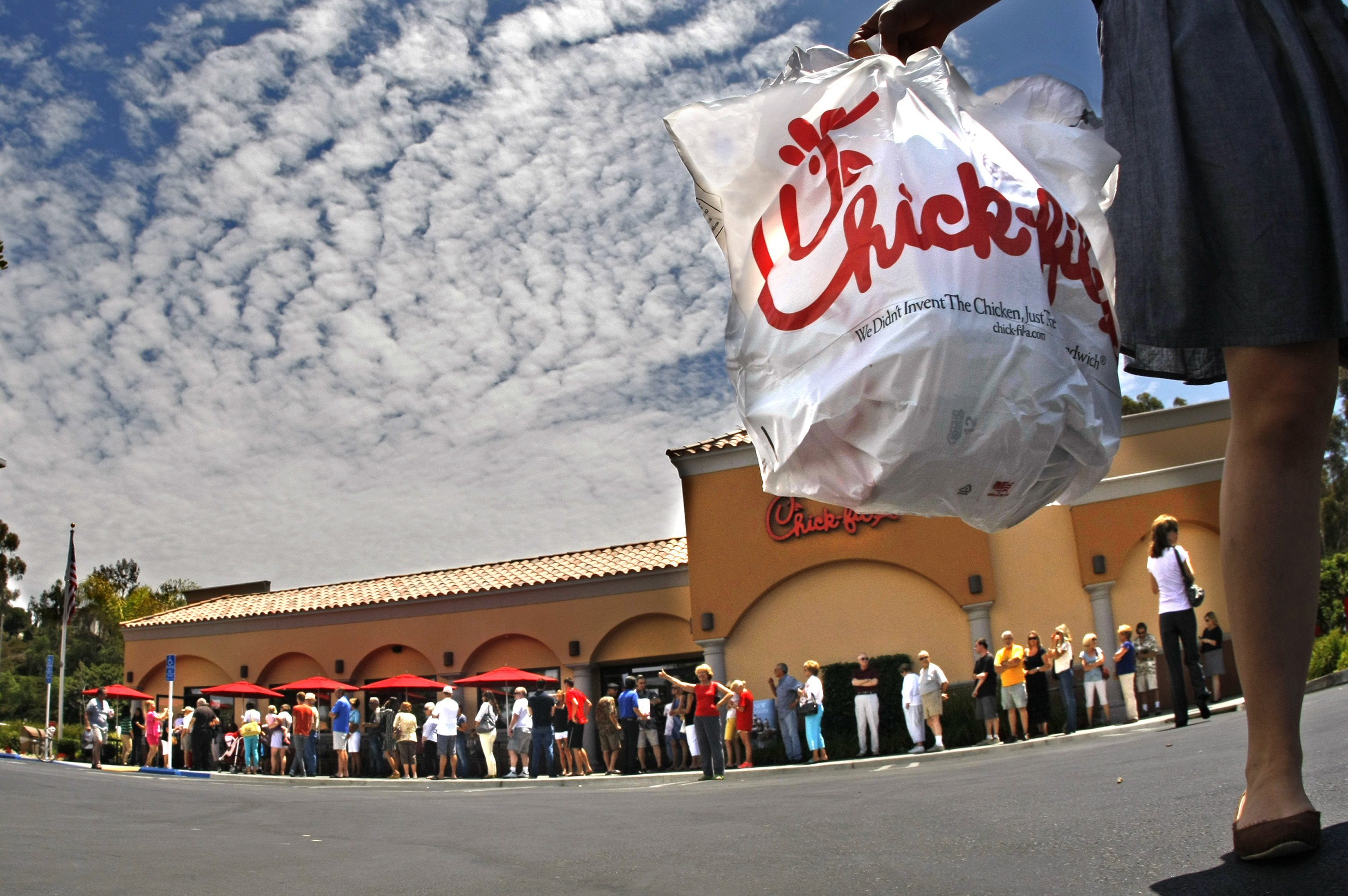 San Antonio under federal investigation for booting Chick