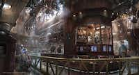 "<p>Visitors to Star Wars: Galaxy's Edge will be able to visit&nbsp;<span style=""font-size: 1em; background-color: transparent;"">shops selling personal droids, lightsabers, and <i>Star Wars</i>-appropriate food and drink.</span></p>(Disney Parks/Tribune News Service)"
