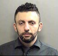 <p>Tareq Alkayyali</p>(Arlington Police Department)