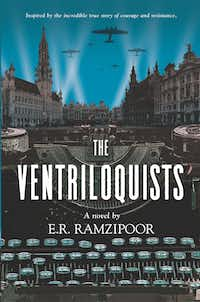 <i>The Ventriloquists</i> by E.R. Ramzipoor is due out Aug. 27.&nbsp;(Park Row/Courtesy)