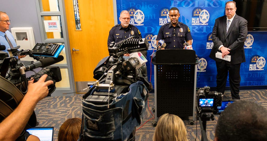 Dallas police commanders add homicide detectives after four
