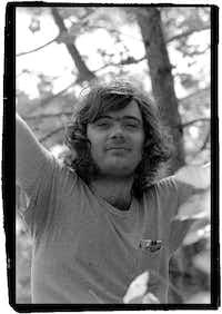 Undated photograph of Roky Erickson(Stephanie Chernikowski)