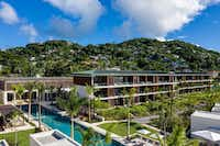 Silversands Resort is the first brand-new hotel built in Grenada in decades.  (Silversands Resort/Courtesy)