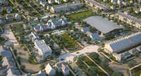 Hillwood Communities' new Pecan Square community in Northlake will have more than 3,000 homes.(Hillwood Communities)