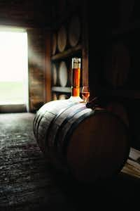 Angel's Envy is unique in that it ages its whiskey an additional six months in a port wine barrel, giving it an extra element of complexity. Some purists argue that Angel's Envy doesn't qualify as true bourbon because of this additional flavoring.(Angel's Envy/Courtesy)