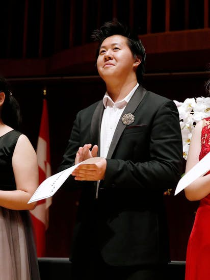 Three talented teens head to final round of the Cliburn Junior Piano