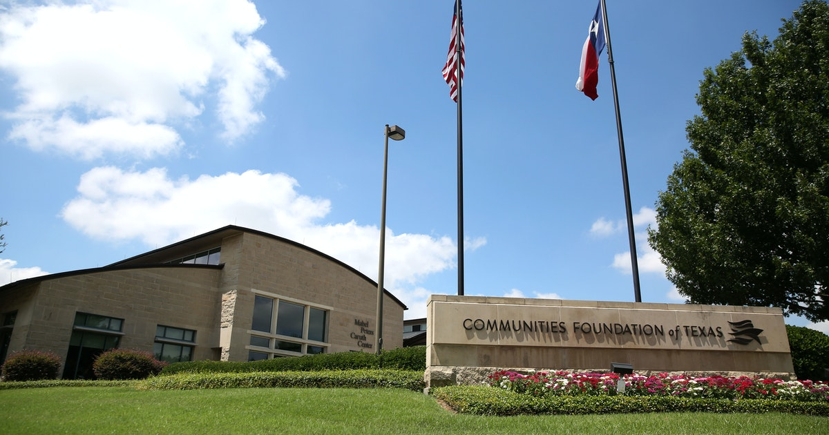 Communities Foundation of Texas awards $6.3M in grants to groups using technology for social change...
