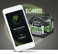 The EGO Connect app.(EGO Power)