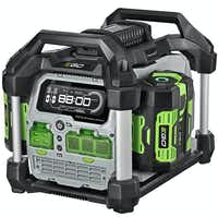 The EGO Power+ has room for up to four 56v batteries(EGO Power)