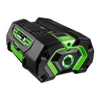 The EGO Power+ uses 56v batteries(EGO Power)
