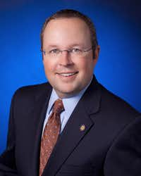 Eric Ellwanger has been approved as the next city manager of Allen.(City of Allen)