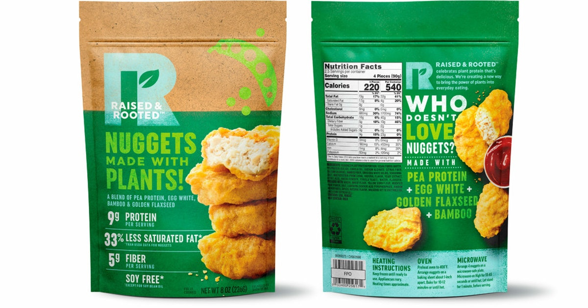 Tyson joins the alt-meat fray, with plant-based nuggets coming this summer...
