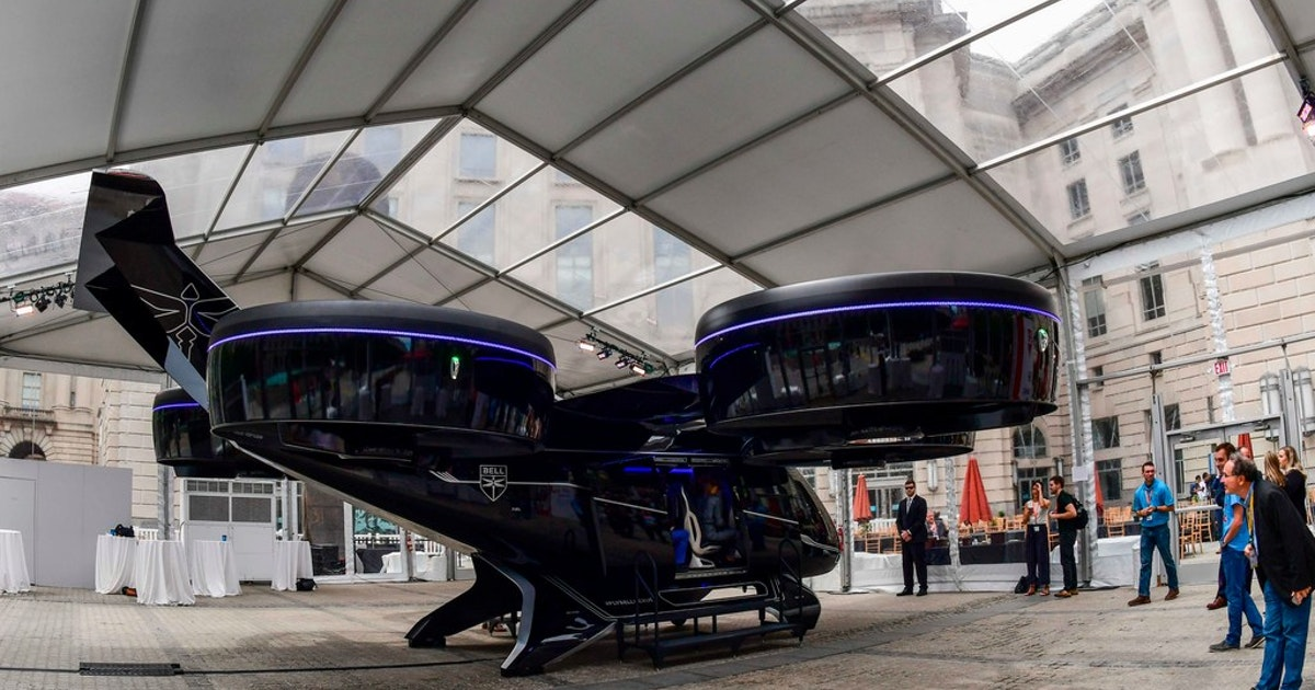 Uber wants to fast-forward to 'cities of the future,' starting in Dallas...