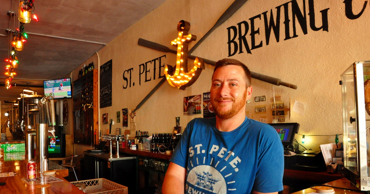 St. Petersburg, Fla., goes from senior rest home to hipster hangout