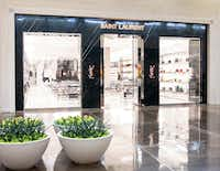 Saint Laurent opened in June 2019 at NorthPark Center in Dallas.(NorthPark Center/Courtesy photo)