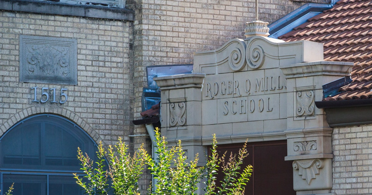 Dallas ISD trustees to vote on renaming elementary school that honors politician with ties to...