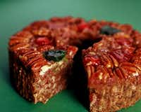 Collin Street Bakery fruitcake. 1(File Photo/Staff)