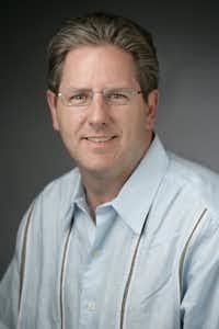 Tom Fox, <i>Dallas Morning News</i>&nbsp;photojournalist(Staff Photo)