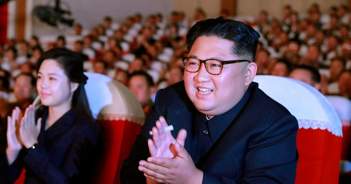 Book peers inside the hidden life of N. Korea's Kim Jong Un...