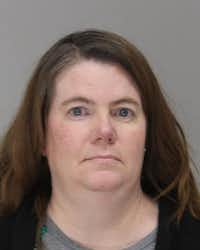 Julie Jenkin Brewer, a Coppell ISD middle school teacher accused of inappropriate behavior with a student(Dallas County Sheriff's Department)