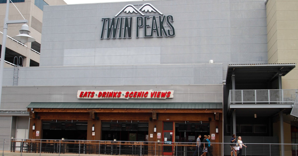 Twin Peaks is moving into Mexico City with first restaurant opening in the fall...