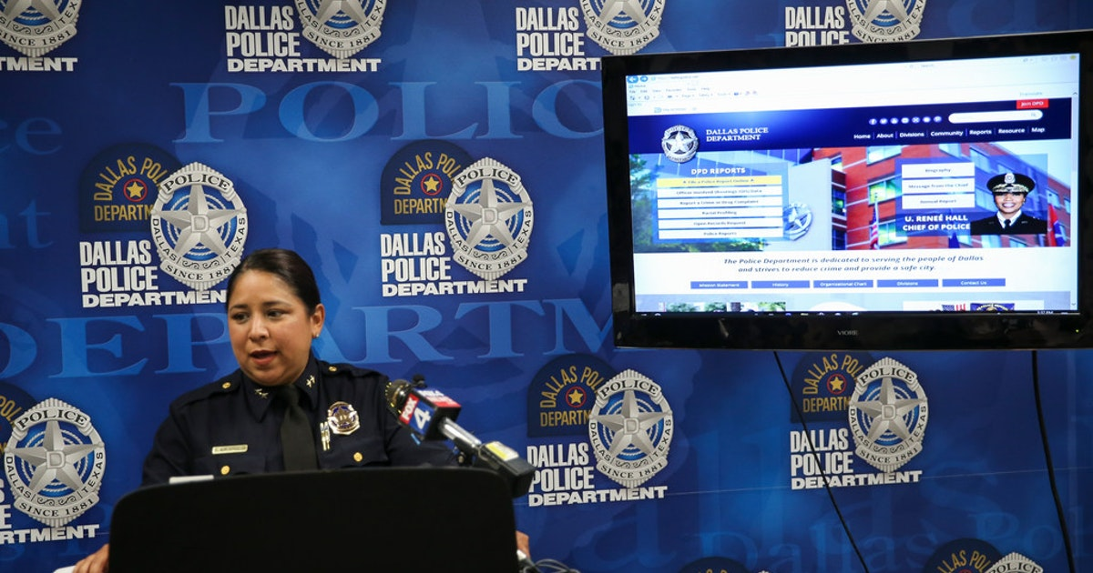 Faced with short staffing, Dallas police start online