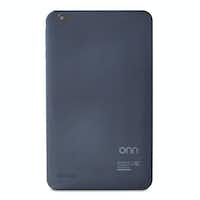 The rear of the Onn 8-inch Android Tablet shows the main camera and speaker.(Walmart)