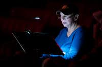 Cheryl Denson, a veteran of the Dallas theater scene, directs the musical <i>The View UpStairs</i> at Uptown Players.(Smiley N. Pool/Staff Photographer)