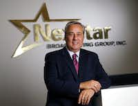 """Perry Sook, president and chief executive officer of Nexstar Broadcasting Group Inc., is named in a recent lawsuit against the company<span style=""""background-color: rgba(230, 93, 80, 0.2);"""">.</span>(Tom Fox/Staff Photographer)"""