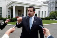 "<p>Rep. Henry Cuellar, D-Laredo, noted that ""w<span style=""font-size: 1em; background-color: transparent;"">hen it comes to immigration, everybody has different opinions.""</span><span style=""font-size: 1em; background-color: transparent;"">. (AP Photo/Alex Brandon, File)</span></p>(Alex Brandon/AP)"
