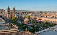 """Durango is the capital city of its namesake state in central Mexico.(<p><span style=""""font-size: 1em; background-color: transparent;"""">Oliver Alexander Anderson Huerta</span></p>/Wikimedia Creative Commons)"""