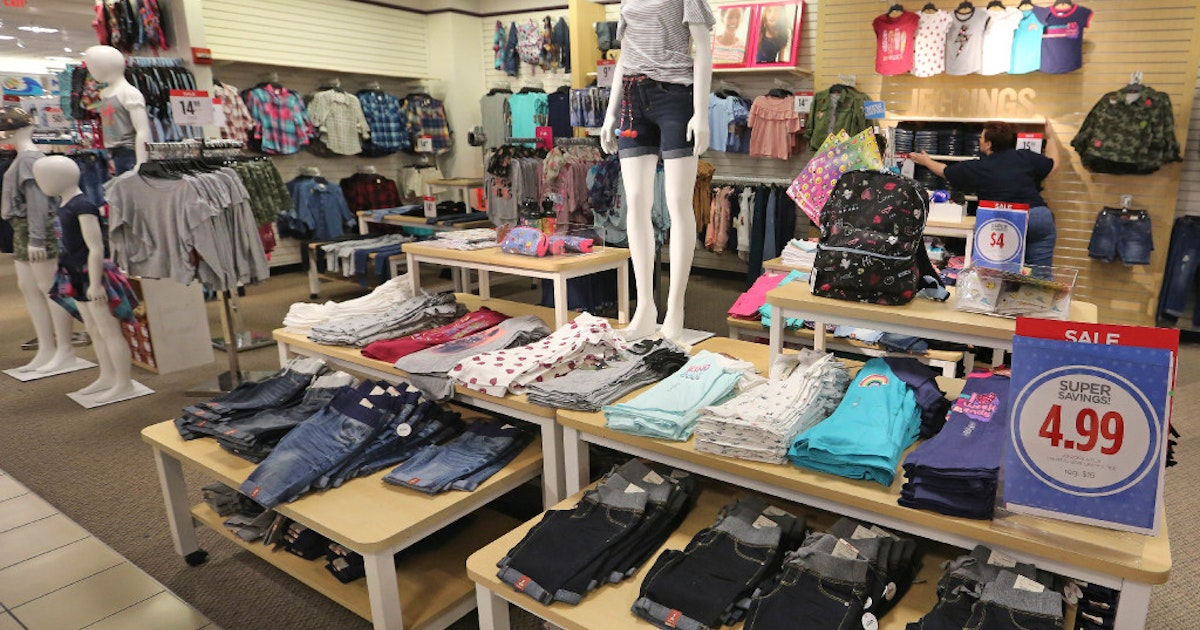 J.C. Penney and Macy's question tariffs on families, 'it's hard enough for new parents'...