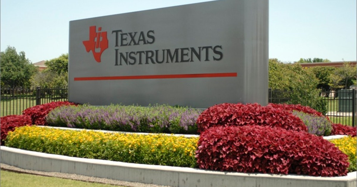 Thanks, Uncle Sam! After tax cuts, Texas Instruments spent $5 billion on stock ? three times more than R&D
