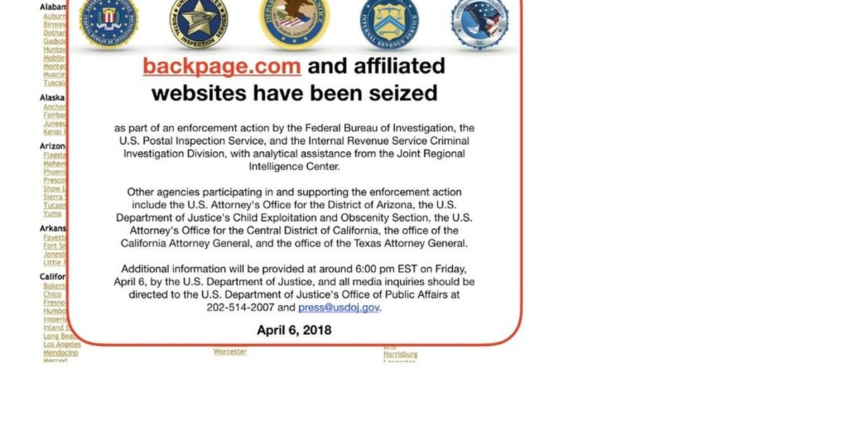 How former special ops and CIA officers are using the old Backpage.com offices to target sex...