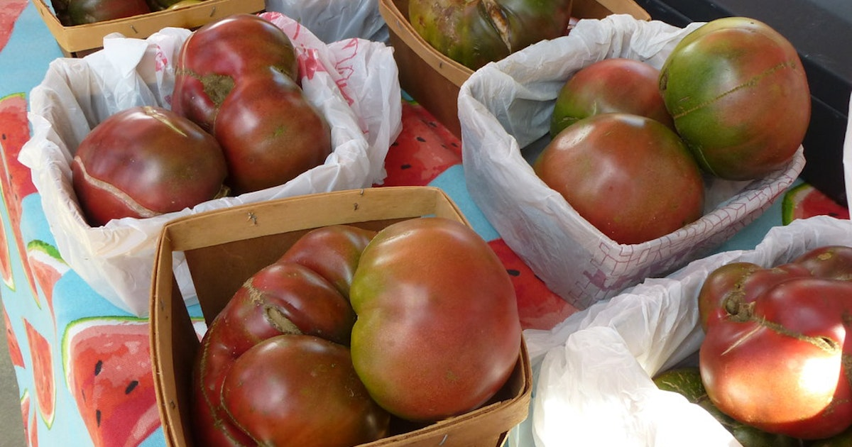 One of the best area farmers markets is in the heart of North Dallas...