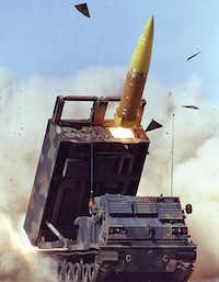 Lockheed Martin's Grand Prairie missiles and fire control division designs and builds the Army Tactical Missile System.(Lockheed Martin)