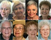 "<p><span style=""font-size: 1em; background-color: transparent;"">A lawsuit against The Tradition-Prestonwood alleges that Billy Chemirmir — posing as a maintenance worker at the senior living home — killed (top row from left) Joyce Abramowitz, Leah Corken, Glenna Day, Juanita Purdy and (bottom row from left) Solomon Spring, Margaret White, Norma French and Doris Gleason. Capital murder indictments previously were filed in the deaths of French and Gleason. No charges have been filed in the other deaths.</span></p>(Lawsuit on behalf of the families)"