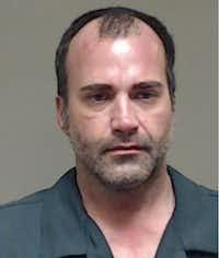 Martin Kyle Cummins(Collin County Sheriff's Office)
