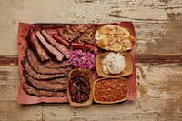 Heim Barbecue's sides and desserts deserve as much attention as the smoked meats.(Jason Kindig/Heim Barbecue)