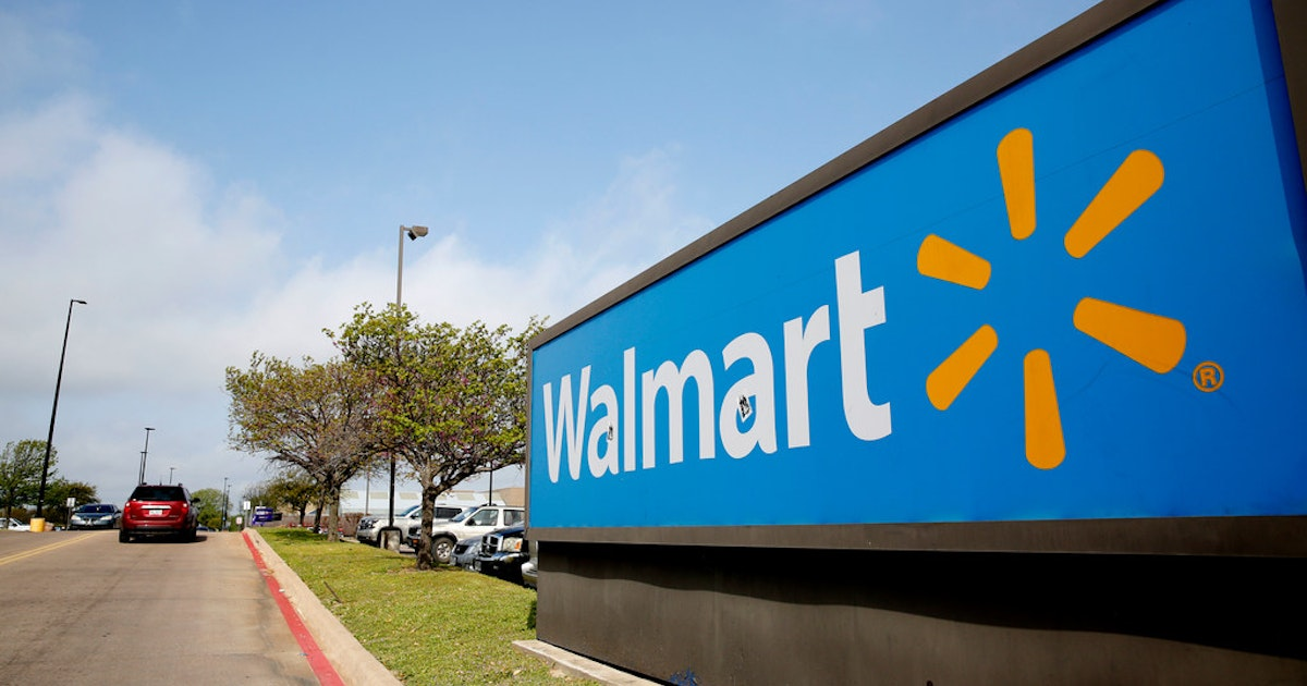 Woman gets banned from Texas Walmart for halving cake and eating it, too - Dallas News thumbnail