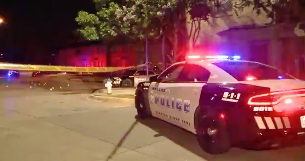 2 teens killed, 2 wounded in shooting outside Old East